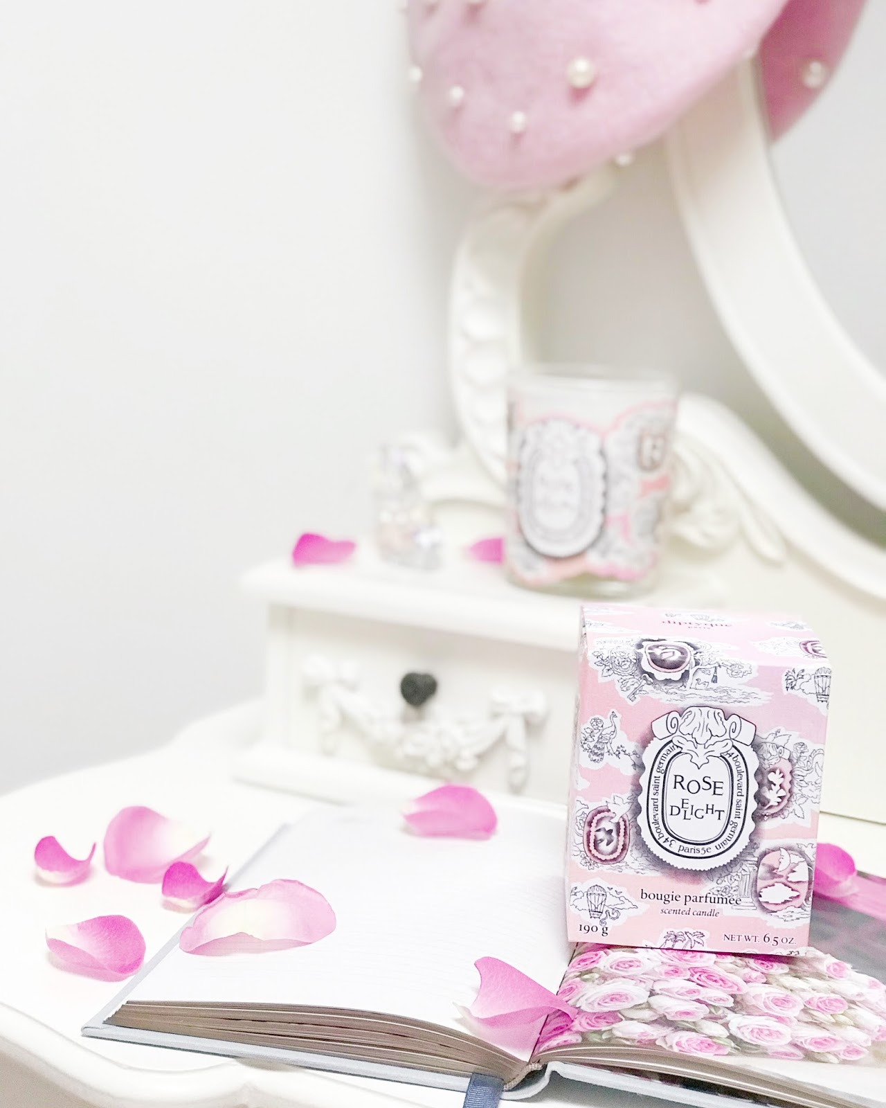 Diptyque Rose Delight Blog Review