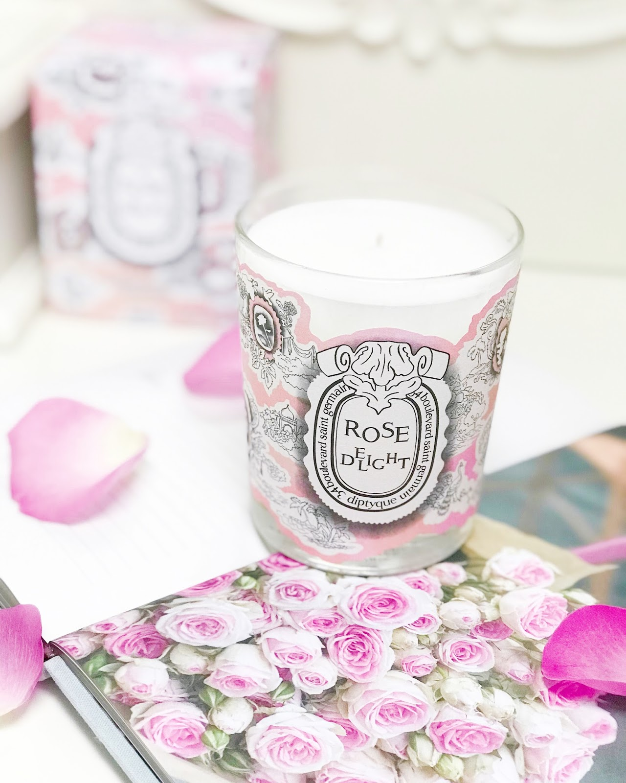 Diptyque Rose Delight Candle Review