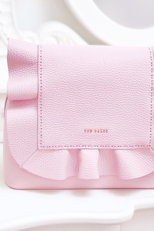 Ballerina Pink & Ruffles: My Girly New Ted Baker Handbag