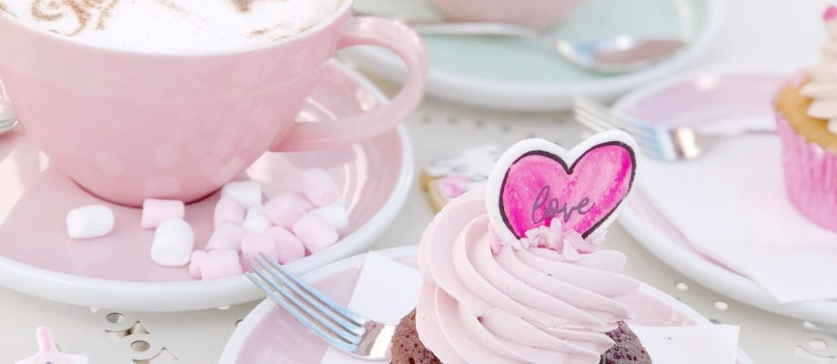 From Peggy's With Love: Parisian Romance & Fanciful Cupcakes