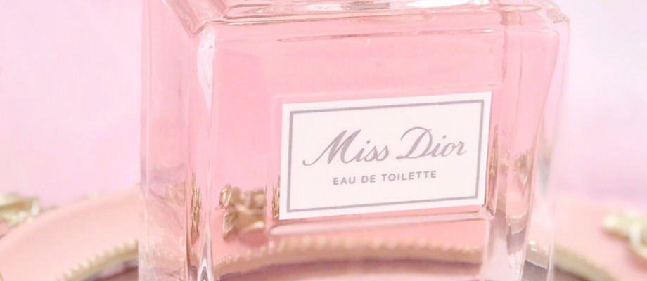 A Rose Is A Rose Is A Rose: Why I Adore The New Miss Dior Eau De Toilette