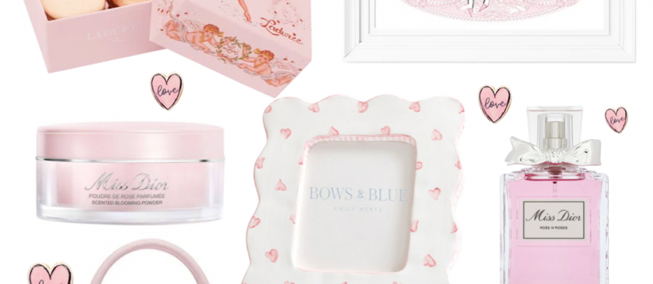 Romance & Roses: Valentine's Day Gift Guide